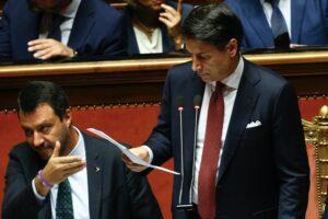 Ultimo sondaggio Ixè: cresce gradimento per Conte e Governo, male Salvini