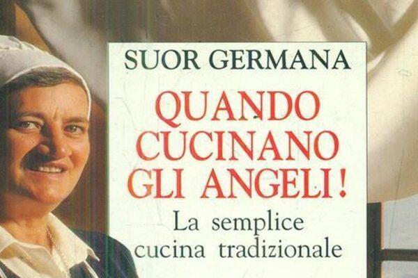 """E' morta Suor Germana, la """"cuoca di Dio"""" che conquistò gli italiani con le sue ricette"""