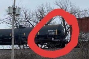 Il treno che trasporta Covid-19, la storia dietro la bufala virale sul web