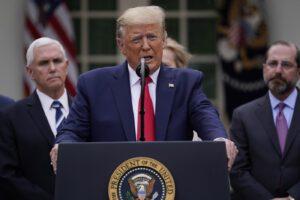 Coronavirus, Trump dichiara emergenza nazionale negli Usa: per la crisi 50 miliardi di dollari