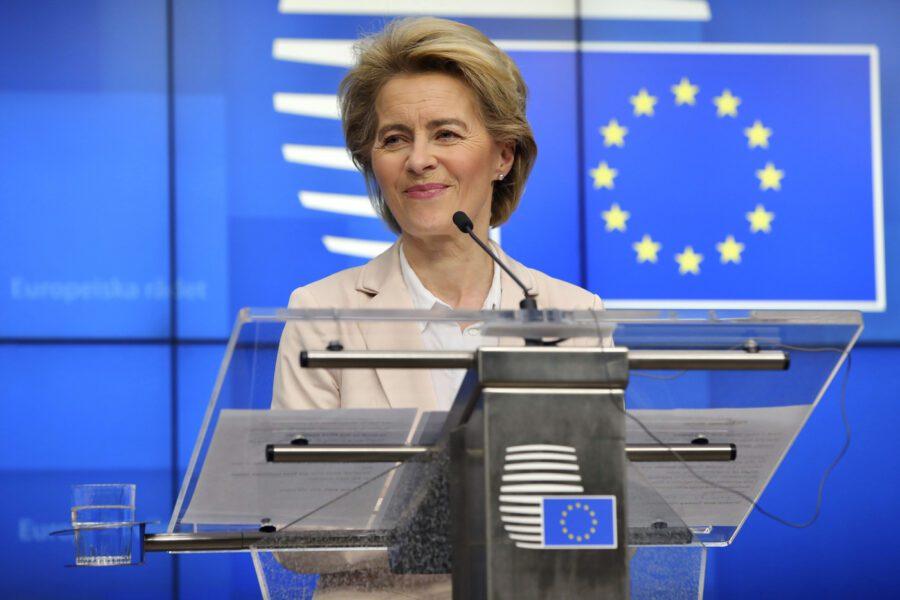 """La Von der Leyen si scusa con l'Italia: """"Ue ha fatto poco, ora fatti"""""""