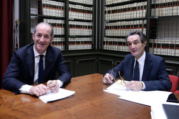 """Emergenza Coronavirus, Lombardia e Veneto vogliono """"chiudere tutto"""" per 15 giorni"""