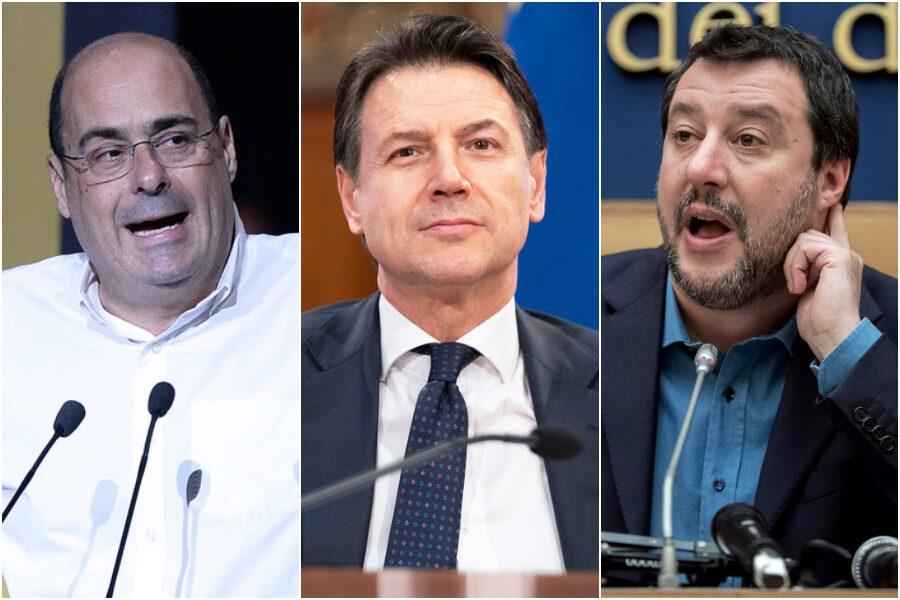 Sondaggio Ipsos: 4 punti tra Lega e Pd, M5S in forte crescita