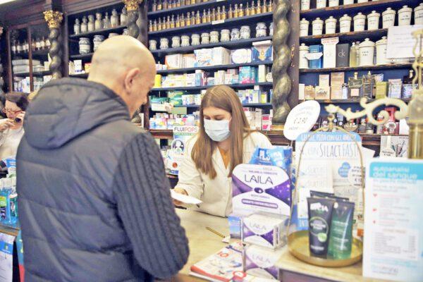 Mascherine a prezzi fissi, Federfarma in campo contro la speculazione