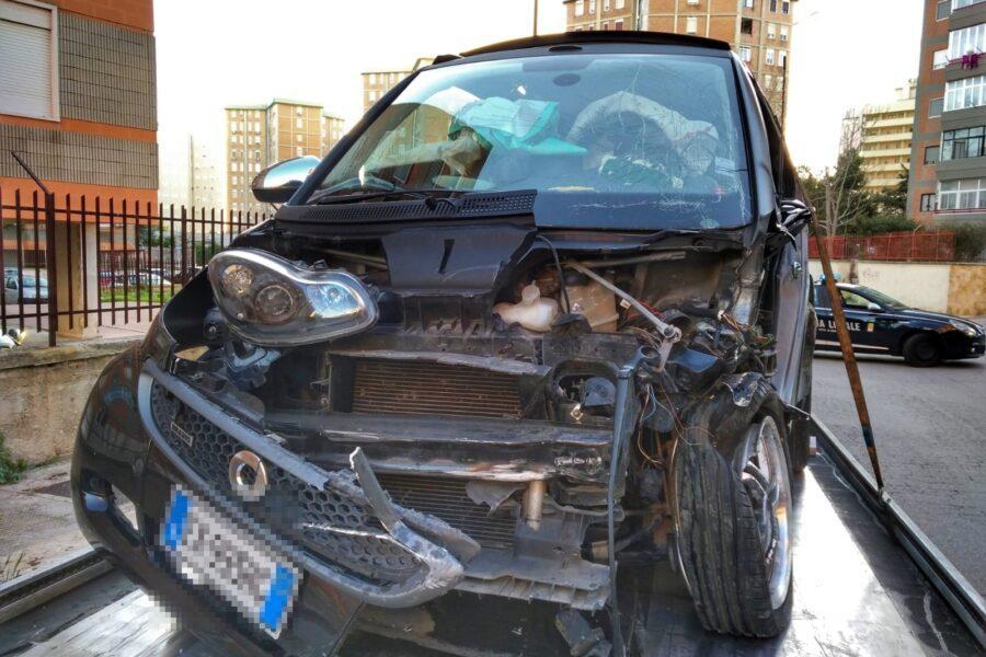 Effetti positivi del Covid-19: incidenti stradali gravi ai minimi