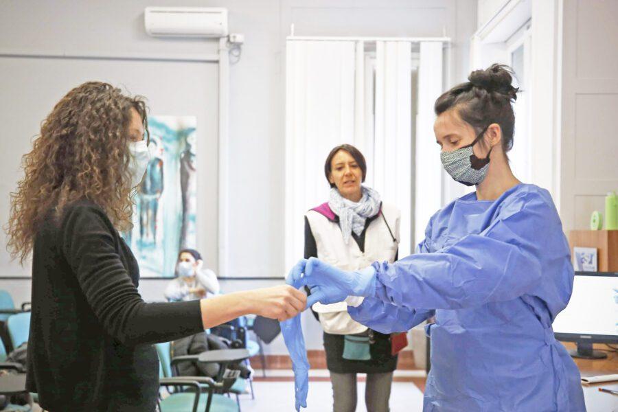 Ospedali modulari permetteranno di far ripartire le attività ordinarie