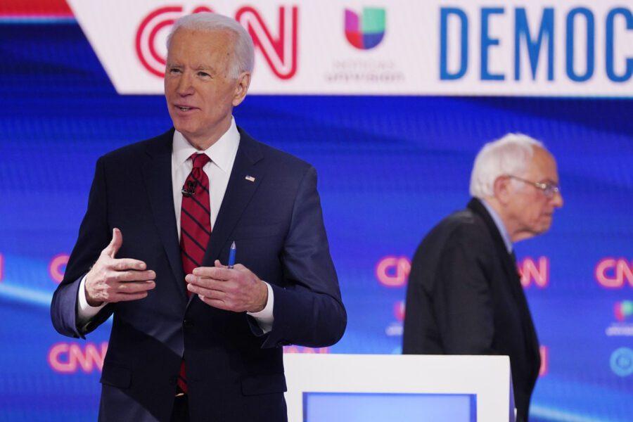 Presidenziali Usa, passo indietro di Sanders: sarà sfida Trump-Biden