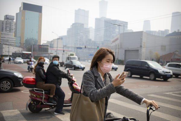 Pechino (AP Photo/Mark Schiefelbein)
