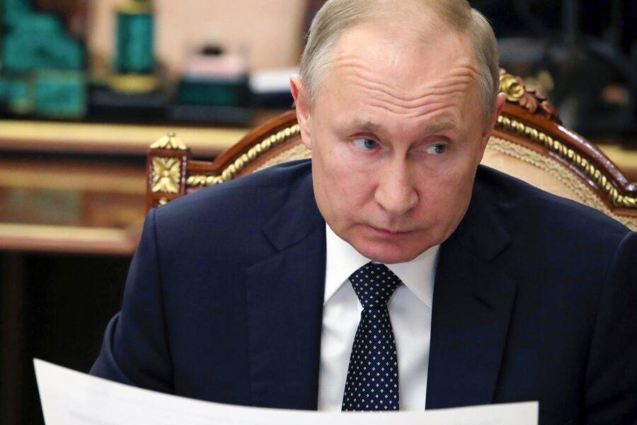 La strada imboccata da Putin