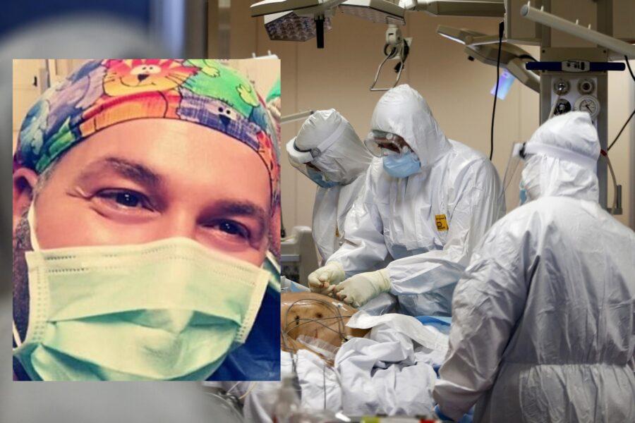 """Coronavirus, la lettera dell'infermiere: """"Odori, luci, suoni: vi racconto l'altro mondo della terapia intensiva"""""""