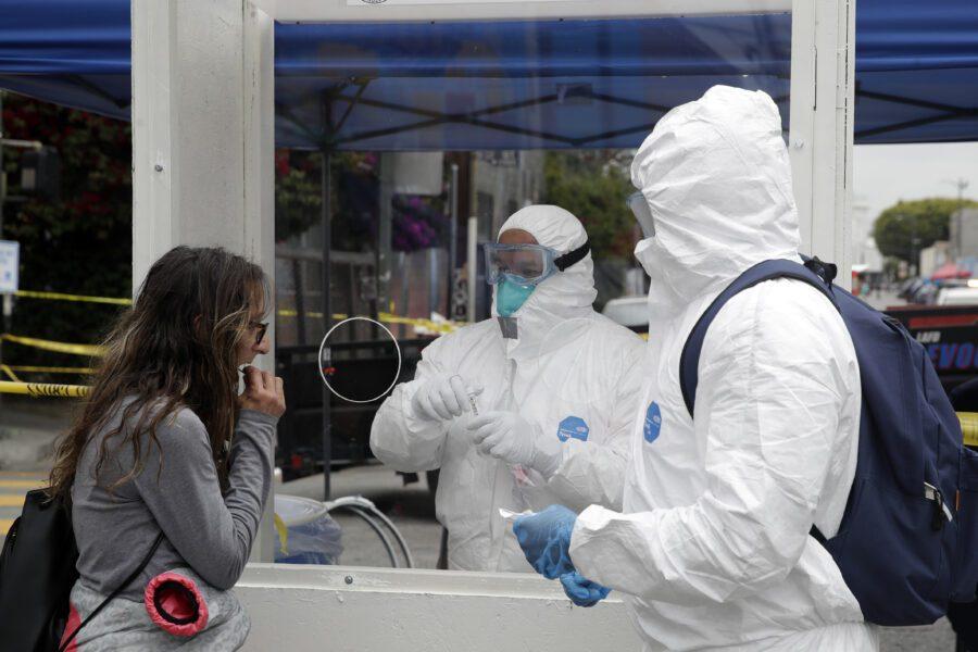 Coronavirus, i nuovi casi superano quota 1200: 7 morti nelle ultime 24 ore