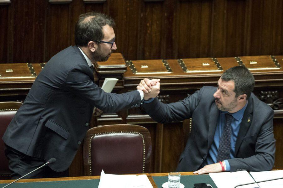 Bonafede è più reazionario di Salvini, perché nessuno di sinistra ne chiede le dimissioni?