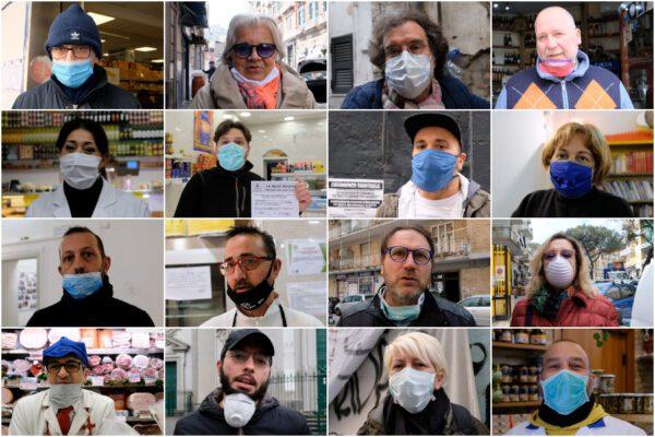 """Napoli capitale di solidarietà: """"Dove mangiano due ne mangiano anche tre"""""""