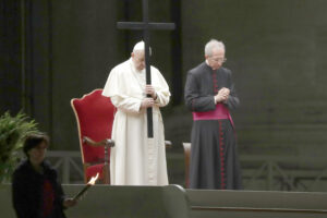 La via Crucis di Papa Francesco dedicata al mondo delle carceri