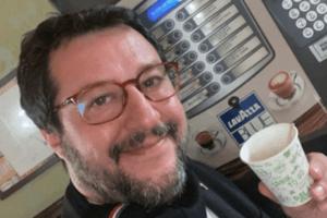 """Salvini e la notte bianca in Parlamento della Lega: """"Basta, bisogna ripartire"""""""