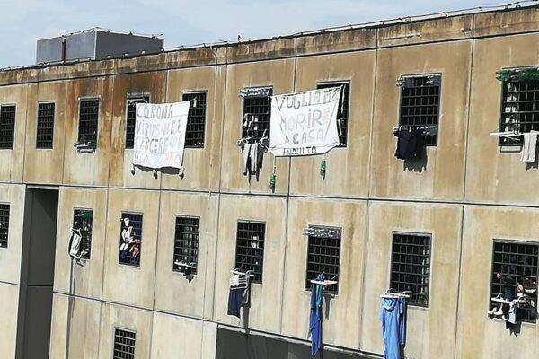 Carceri: nel mondo le svuotano, in Italia sono focolai