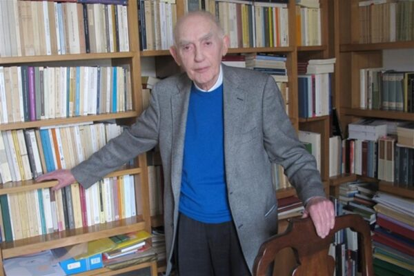 Chi era Aldo Masullo, il filosofo che trasmetteva idee, sapere ed emozioni