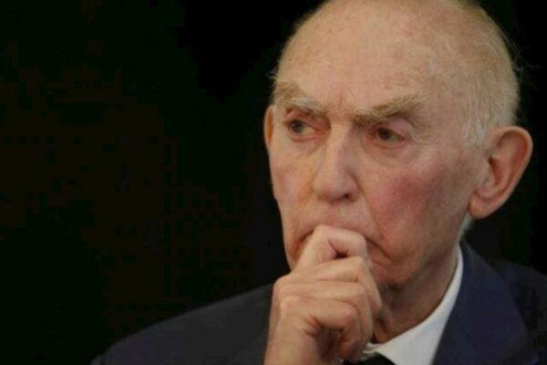 Aldo Masullo voleva abolire l'ergastolo, le sue parole in Senato