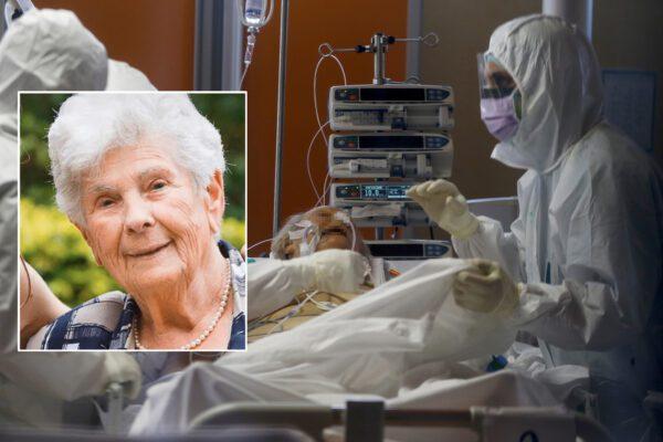 """Coronavirus, anziana rifiuta ventilatore polmonare e muore: """"Usatelo per i giovani"""""""