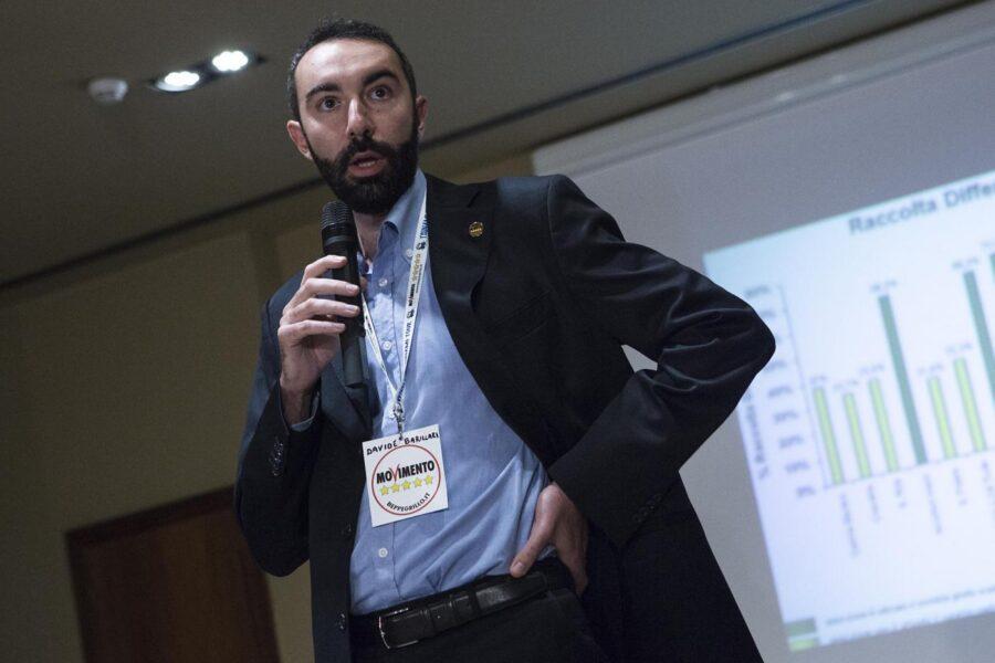 """Il 'pasdaran' Barillari espulso dai 5 Stelle: """"Colpevole di non essermi venduto al Pd"""""""