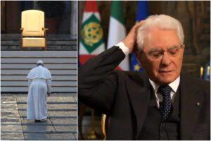 Analisi social, Mattarella vs Bergoglio: è testa a testa