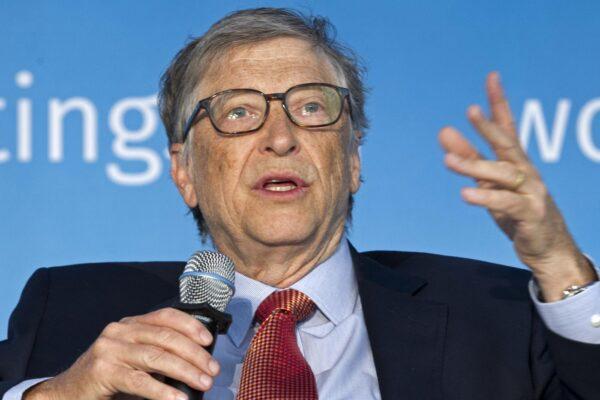 Il cuore di Bill Gates, pronto a finanziare la produzione mondiale del vaccino contro il Coronavirus