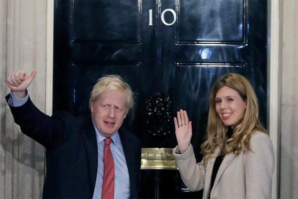 Boris Johnson di nuovo padre, sesto figlio per il premier inglese