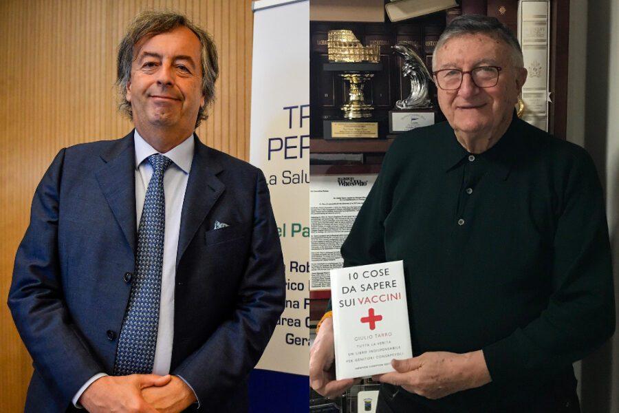 """Burioni offende il virologo del colera: """"Se lui candidato al Nobel, io a Miss Italia"""""""