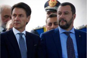 La lite tra Conte e Salvini sul disastro in Lombardia rischia di isolare l'Italia in Europa