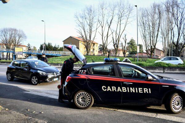 Furti in abitazioni, negozi e imprese: quattro arresti nell'hinterland di Roma