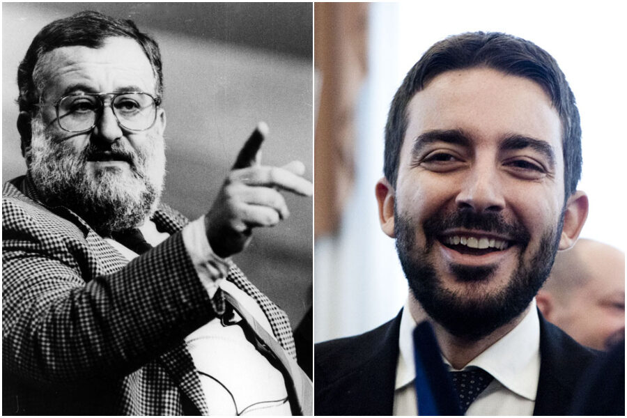 Roberto Tartaglia è l'erede di Francesco Di Maggio, il magistrato del 'pentitificio'