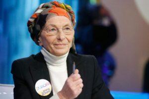 """Emma Bonino: """"Povera Italia, se non ci fosse l'Europa"""""""