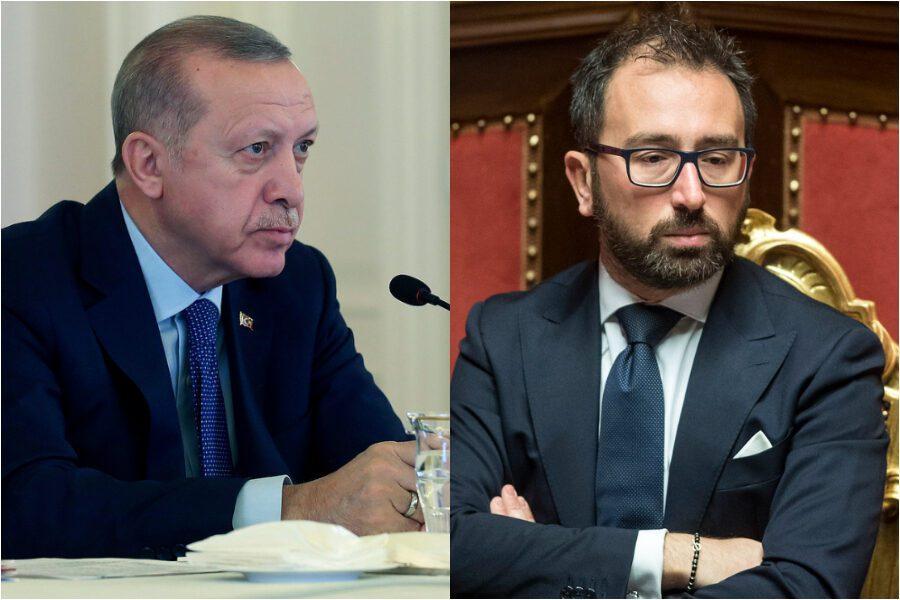 Il regime di Erdogan più democratico di Bonafede: scarcerati 45mila detenuti