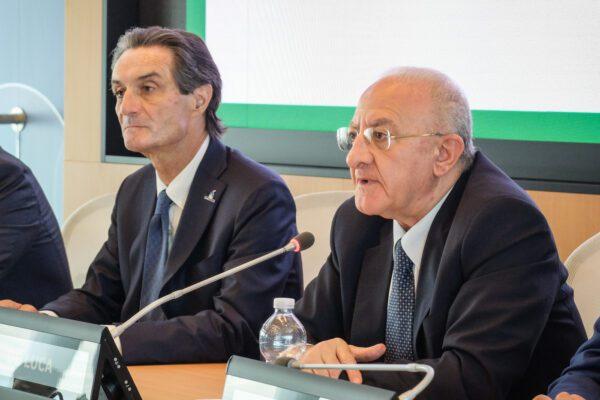 Napoli contro Milano, il virus alimenta brutto clima di spaccatura nazionale