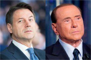 Conte cede all'Europa e spacca il M5S, entra Forza Italia?