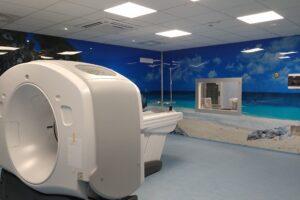 Solidarietà al Cotugno, in arrivo una nuova sala TAC e un nuovo sistema per la terapia intensiva