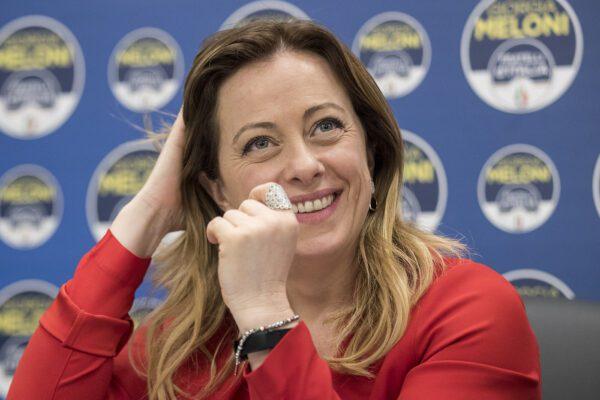 Sondaggio Tecnè, esulta la Meloni: FdI si consolida terzo partito