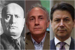 L'ombra di Travaglio terrorizza la magistratura, governo Conte più spietato di quello Mussolini