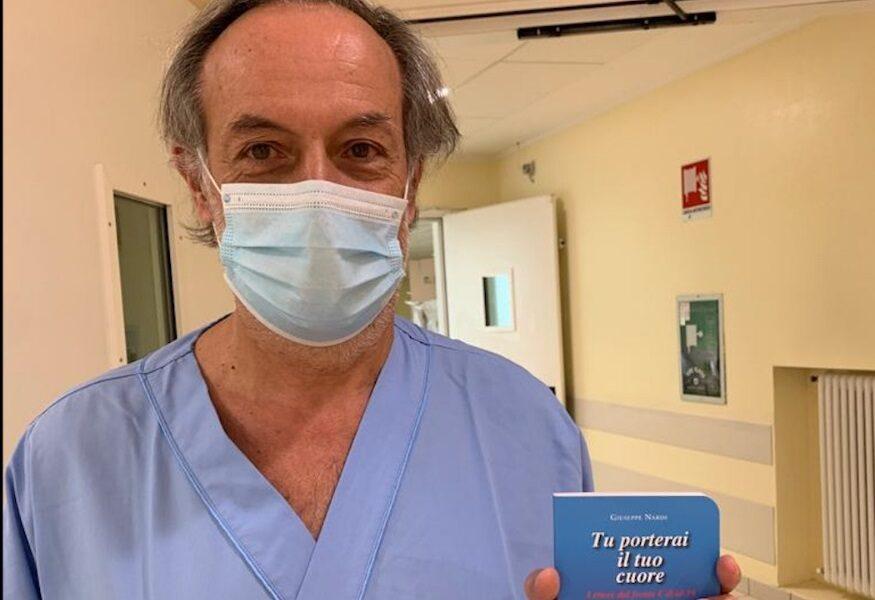 """""""Tu porterai il tuo cuore. Lettere dal fronte del CoVid-19"""": intervista con l'autore, il dottor Giuseppe Nardi"""