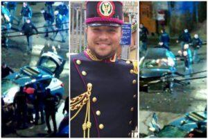 """Poliziotto ucciso, gli ultimi istanti di vita di Lino: """"Perché soccorrono prima lui"""""""
