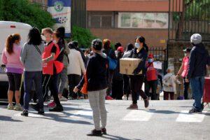"""Allarme Caritas: """"I poveri sono raddoppiati"""""""