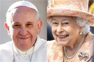 Altro che talk show, Papa Francesco e la Regina Elisabetta insegnano cos'è la vera comunicazione