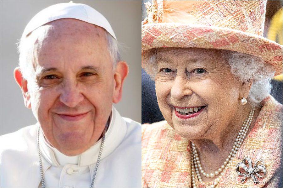 Altro Che Talk Show Papa Francesco E La Regina Elisabetta Insegnano Cos E La Vera Comunicazione Il Riformista
