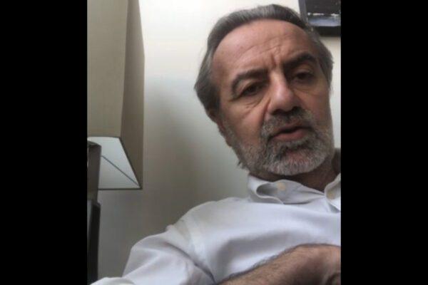 """Dagli USA il messaggio di uno scienziato italiano, Luca Pani: """"Sarà la nostra intelligenza a sconfiggere il virus"""""""