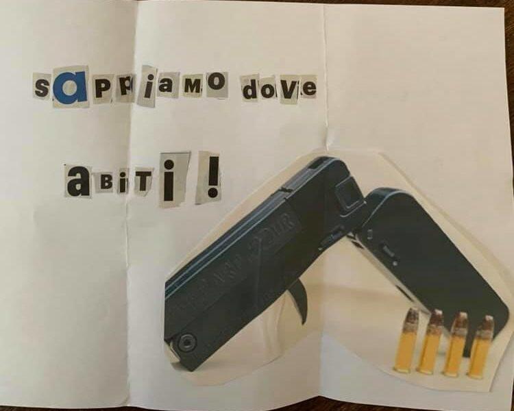 Minacciato il sindaco di Pesaro Ricci, si era battuto per festeggiare il 25 aprile