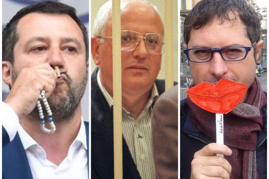 """Cutolo grave in carcere, Salvini e Borrelli esultano ma l'avvocato frena: """"Siamo in attesa"""""""