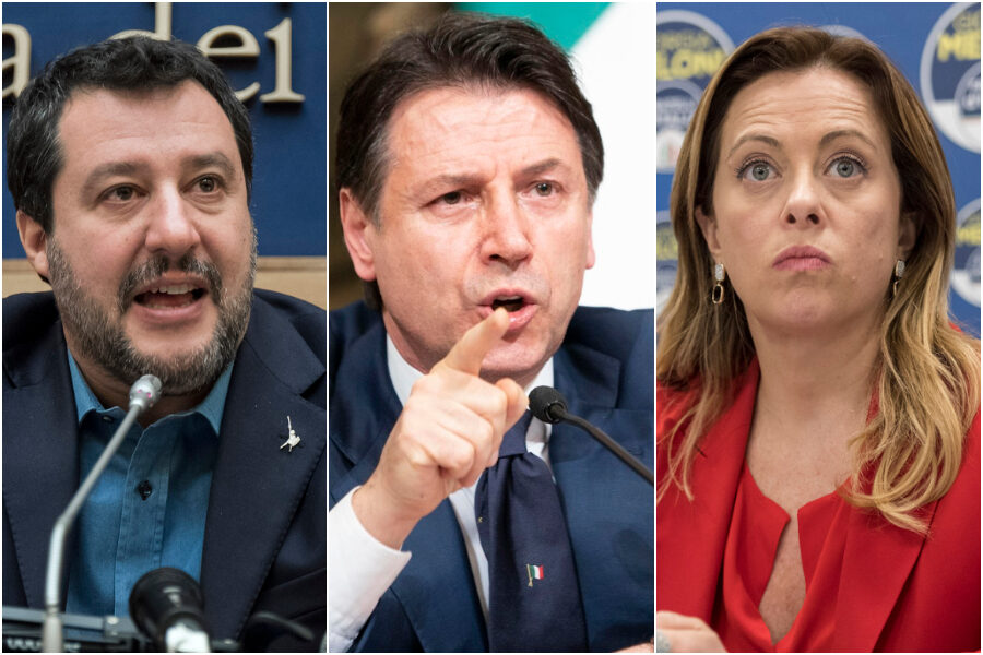 Mes, la verità su Salvini, Meloni e Conte: chi ha 'firmato' il ...