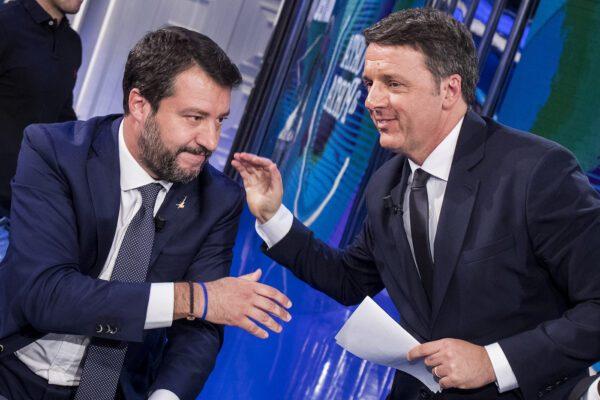 Su colf e badanti va in scena la guerra tra i due Matteo: Renzi vuole regolarizzare, Salvini fare barricate