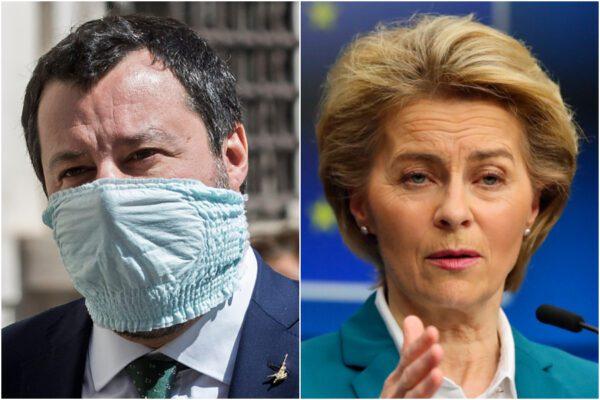 Sondaggio Tecnè: continua il crollo Lega ma cresce partito dell'Italexit