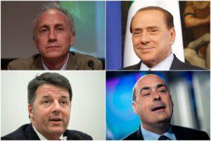 Tutti con Travaglio: Renzi, Zingaretti e Berlusconi sono diventati forcaioli